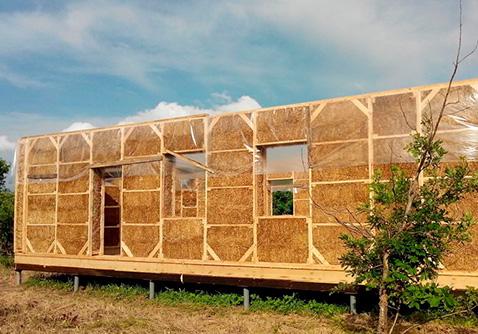 Энерго пассивный дом