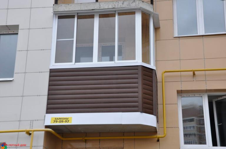 Евро балкон в Туле